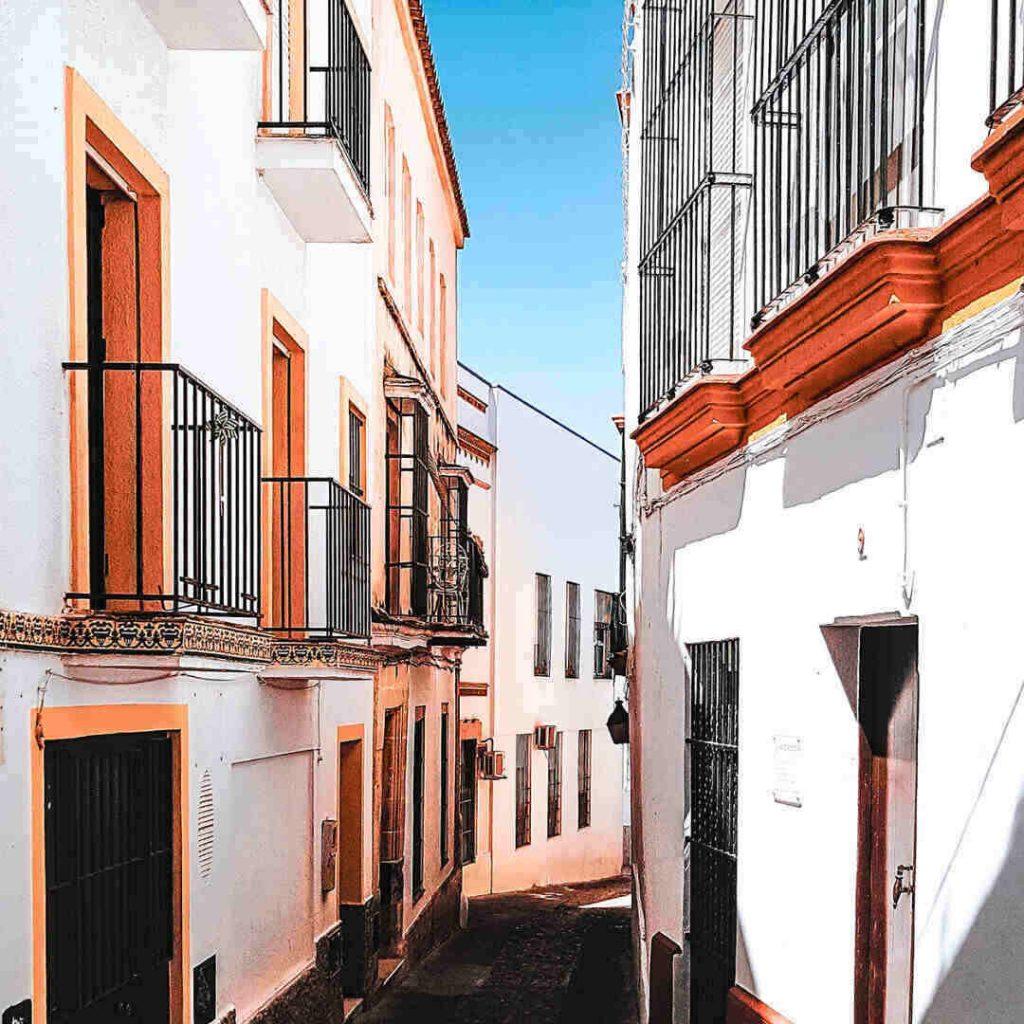 spanyol építészet